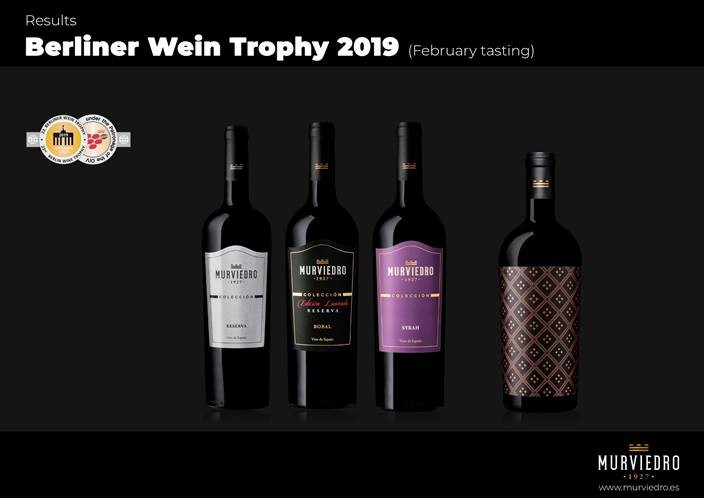 Murviedro Berliner Wine Trophy